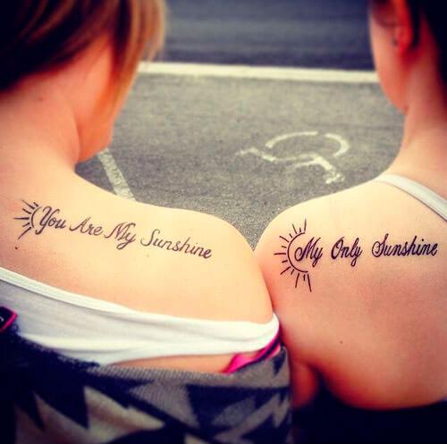 Tatuajes Para Parejas Tattooajescom